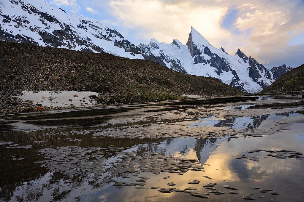 Leila Peak (6096 m), Karakorum