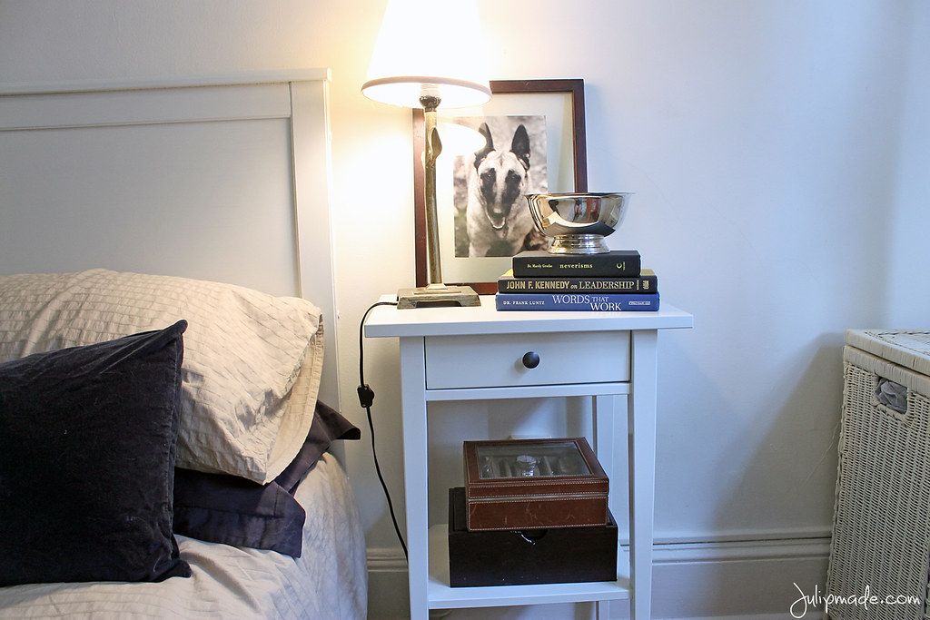 Julip Made: Project Apartment: The Bedroom