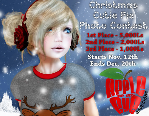 Christmas Cutie Pie - Photo Contest by strip'd Fashion