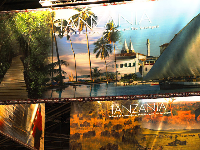 Tanzania, World Travel Market, London