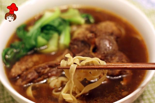凱西小館牛肉麵 Taiwanese Noodle Soup 1