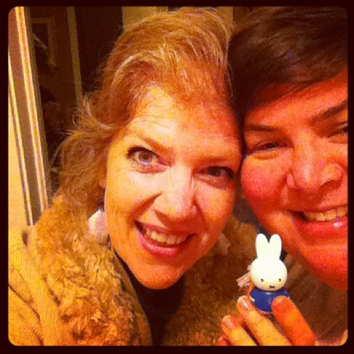 I love my Troubadour Sister and I love my Miffy.