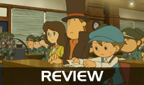 Review: Professor Layton and the Miracle Mask (Nintendo 3DS)
