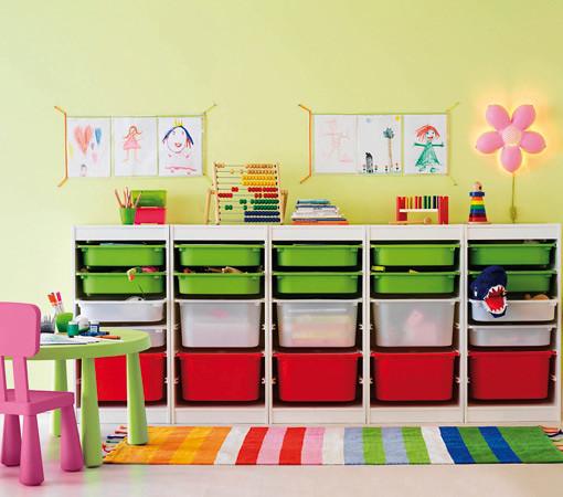 Ikea playroom flickr photo sharing - Ikea muebles infantiles ...