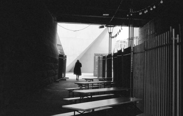 Capital City - Minimalism in Street Photography