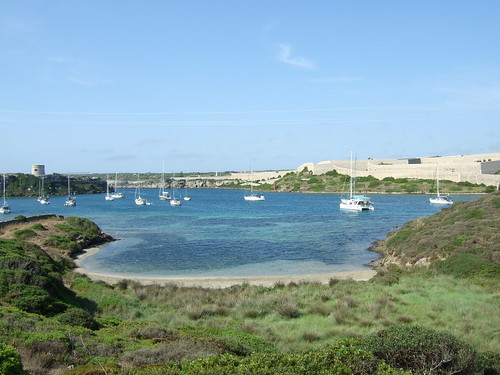 Cala Teulera / Menorca