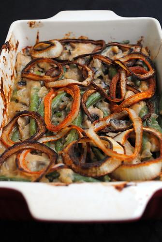 Gluten Free Green Bean Casserole