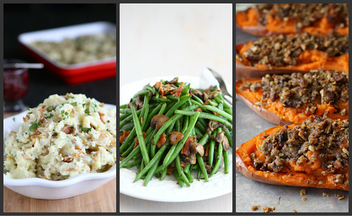 My Favorite Thanksgiving Recipes: Turkey to Side Dish & Dessert