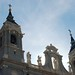 Small photo of Almudena Cathedral.