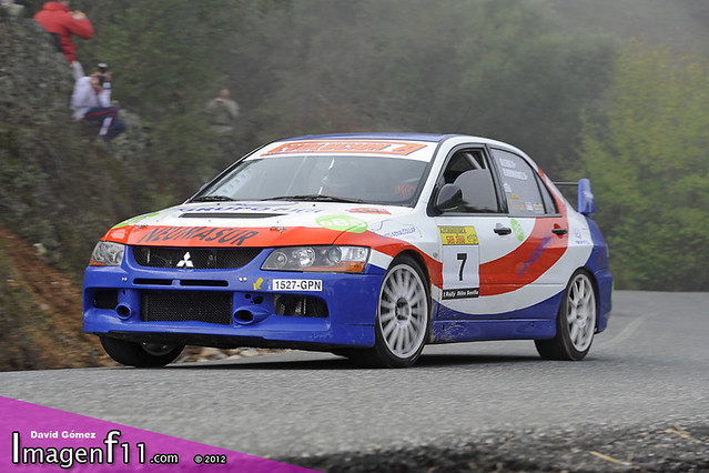 """""""Francisco Ollero, Rallye Sevilla 2012"""""""