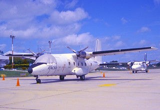 255ag - RACSA - Rutas Aéreas Centro Americanas Aerospatiale (Nord) 262A-30; TG-JSG@FRS;04.08.2003