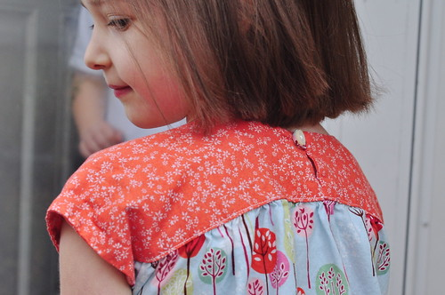 Oliver + S Ice Cream Dress - back
