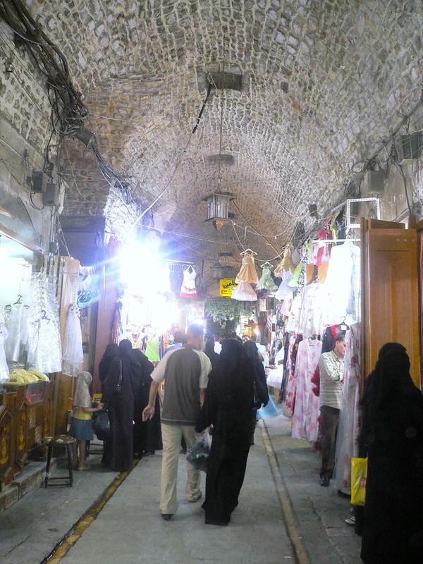 Aleppo Souq