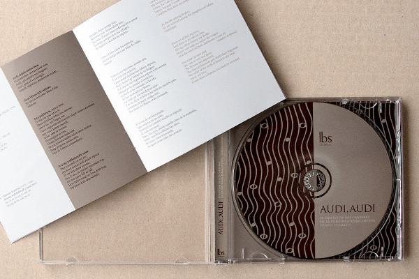 Audi, audi - Interior CD