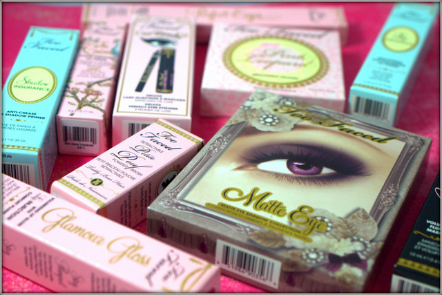 Too Faced Giveaway! Win over $200 in beauty goodies!