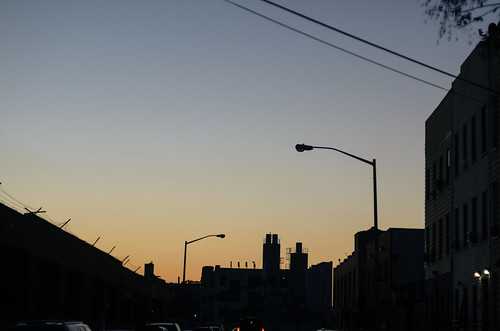 East Williamsburg Dusk