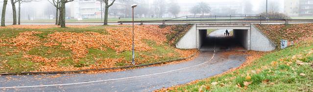Fyrislundsgatan, Nov 4, 2012