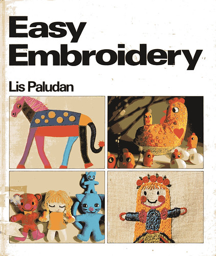 Lis Paludan Easy Embroidery