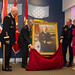 Portrait unveiling by The U.S. Army