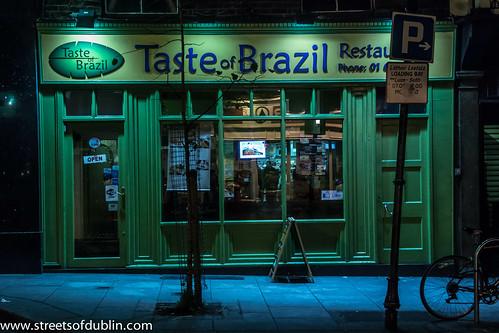 The Taste Of Brazil Restaurant by infomatique