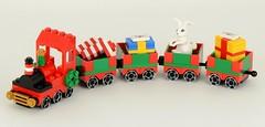 40034 Christmas Train + 3
