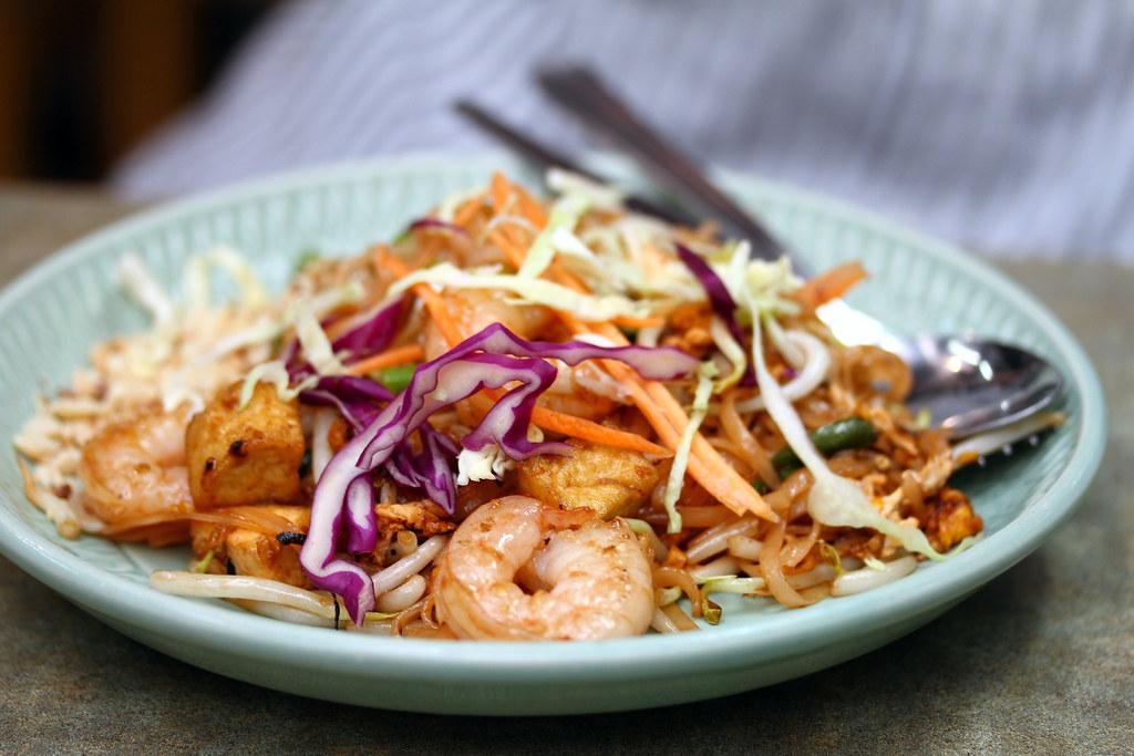 Jai Thai's Pad Thai