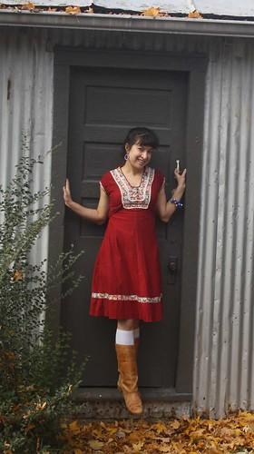 pioneer dress 2