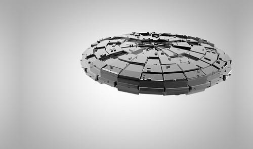 Uzay Gemisi Modeli(Preview)