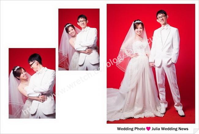 婚紗照 Julia Wedding News