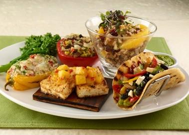 autumn seasonal veggies