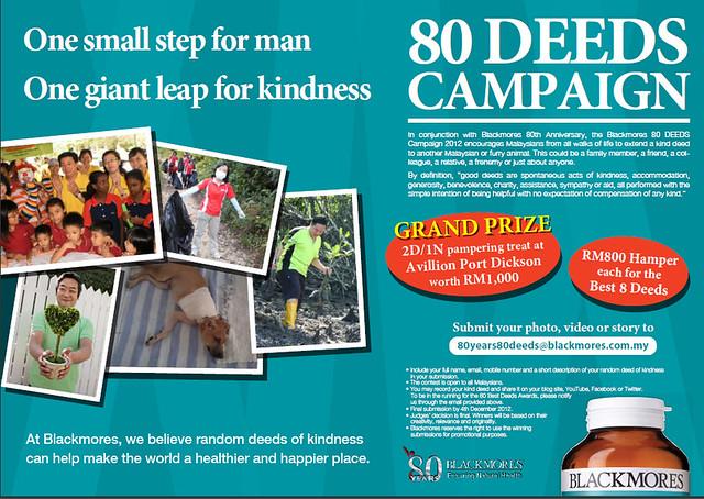 80 deeds