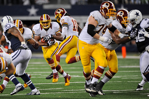 alfred morris doesn't know what the rookie wall is