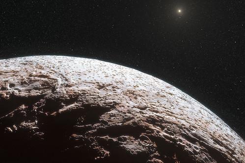 [フリー画像素材] グラフィック, イラスト・CG, グラフィック - 宇宙, マケマケ, 準惑星 ID:201211301600