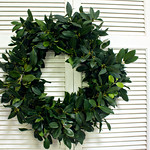 DIY: Make a bay wreath
