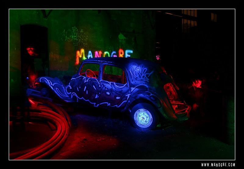 Haunted car ! 8212876011_cb6b397ae3_b