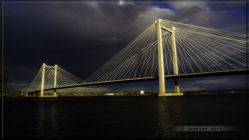Ed Hendler Bridge by Just Used Pixels