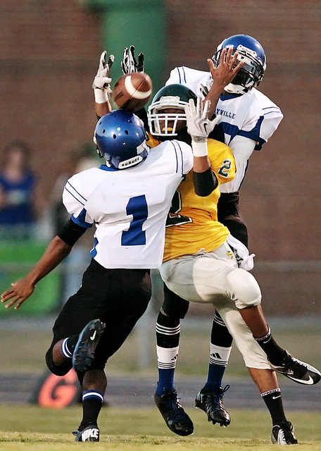 Football 2012: Bessemer City vs Cherryville
