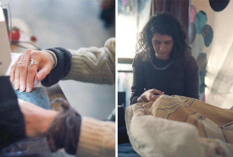 alexa sewing