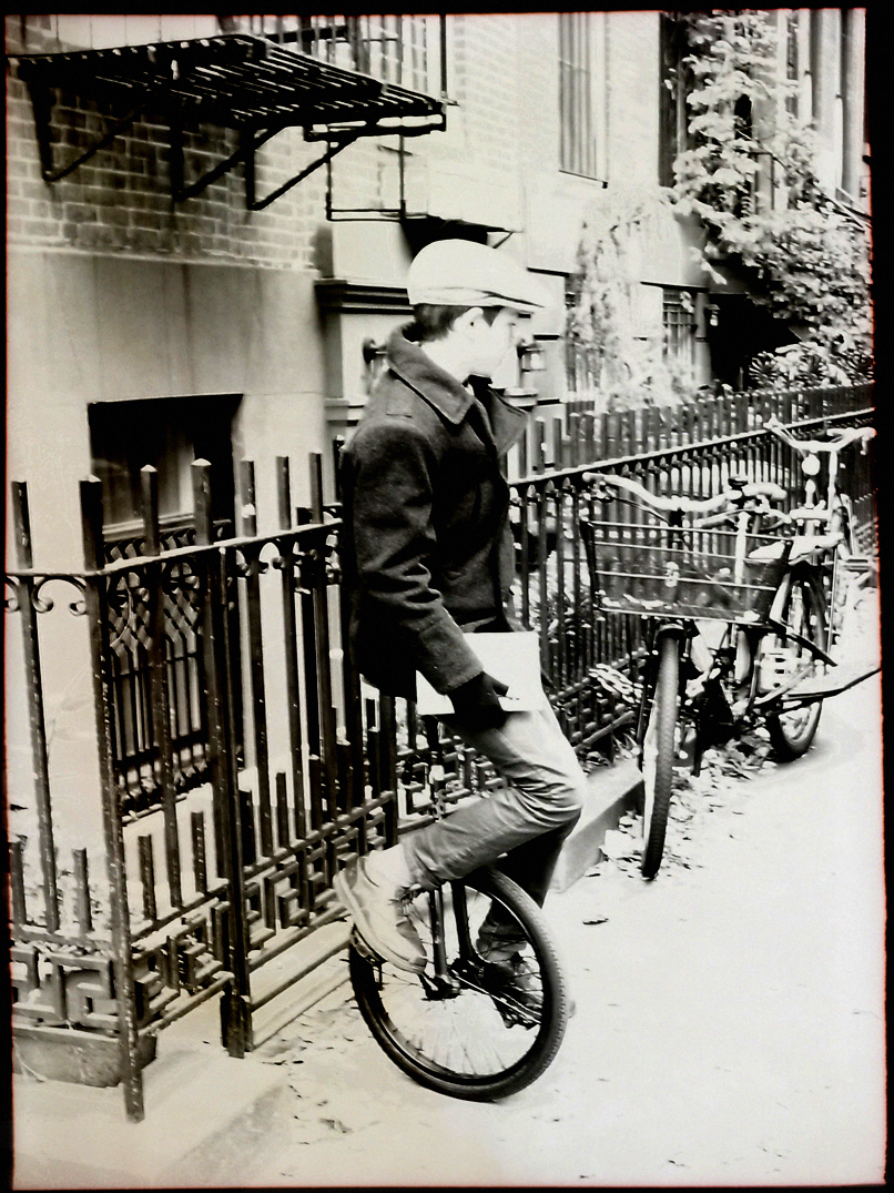 the boy on a unicycle 2