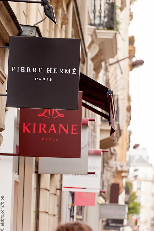 On Rue Bonaparte