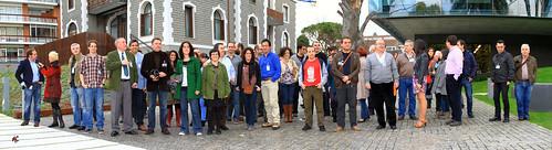 Foto Oficial del IV Encuentro GetxoBlog por ALEX CERDEÑO