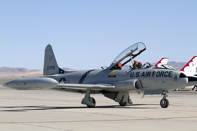 USAF T-33 Shooting Star
