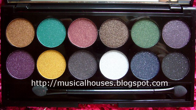 sleek sparkle 2 palette close