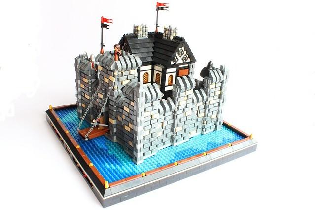 Cwelderæde Castle