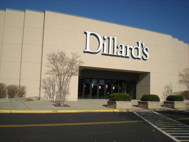 Black Sandals: Dillards Dept Store