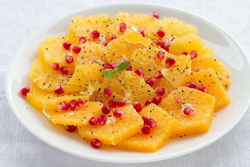 Orange salad / Apelsinisalat