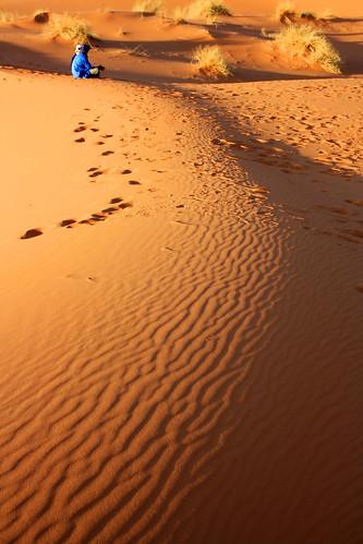 Sahara dunes 01, Morocco