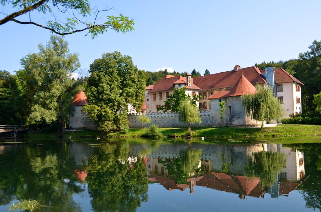 Otočec Castle, a Relais & Châteaux