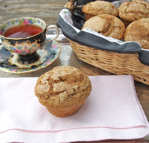 Brown Sugar and Spice Muffins