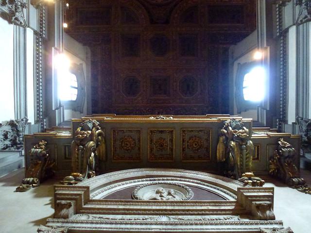 Florence - jour 2 - 063 - Badia fiorentina